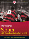 Professional Scrum with Team Foundation Server 2010 (eBook)